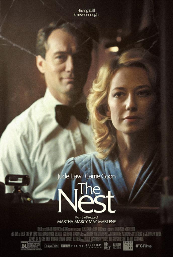« The Nest » : Carrie Coon et Jude Law exceptionnels dans un drame psychologique poignant