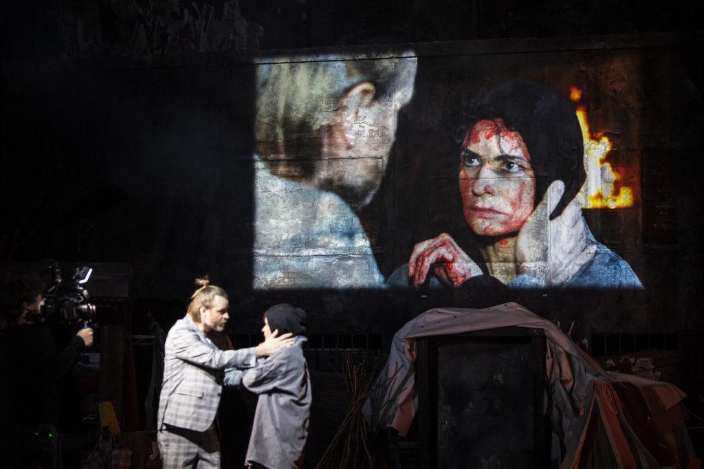 La Clémence de Titus : Milo Rau met en scène la violence politique pour son premier Opéra au Grand Théâtre de Génève