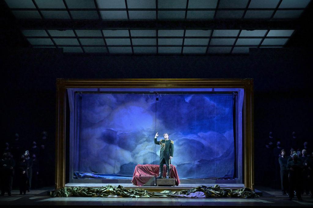 A l'Opéra Bastille, une Aïda sans la chaleur du public mais avec celle des voix