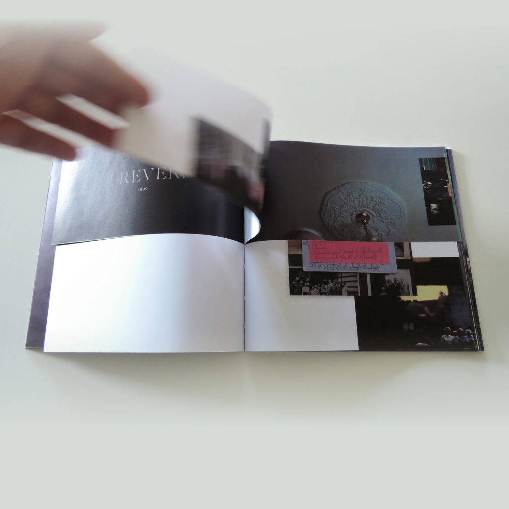 Après on oublie, un récit photographique de Bruno Dubreuil