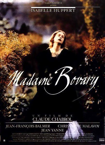 L'adaptation de Madame Bovary de Chabrol disponible sur Netflix
