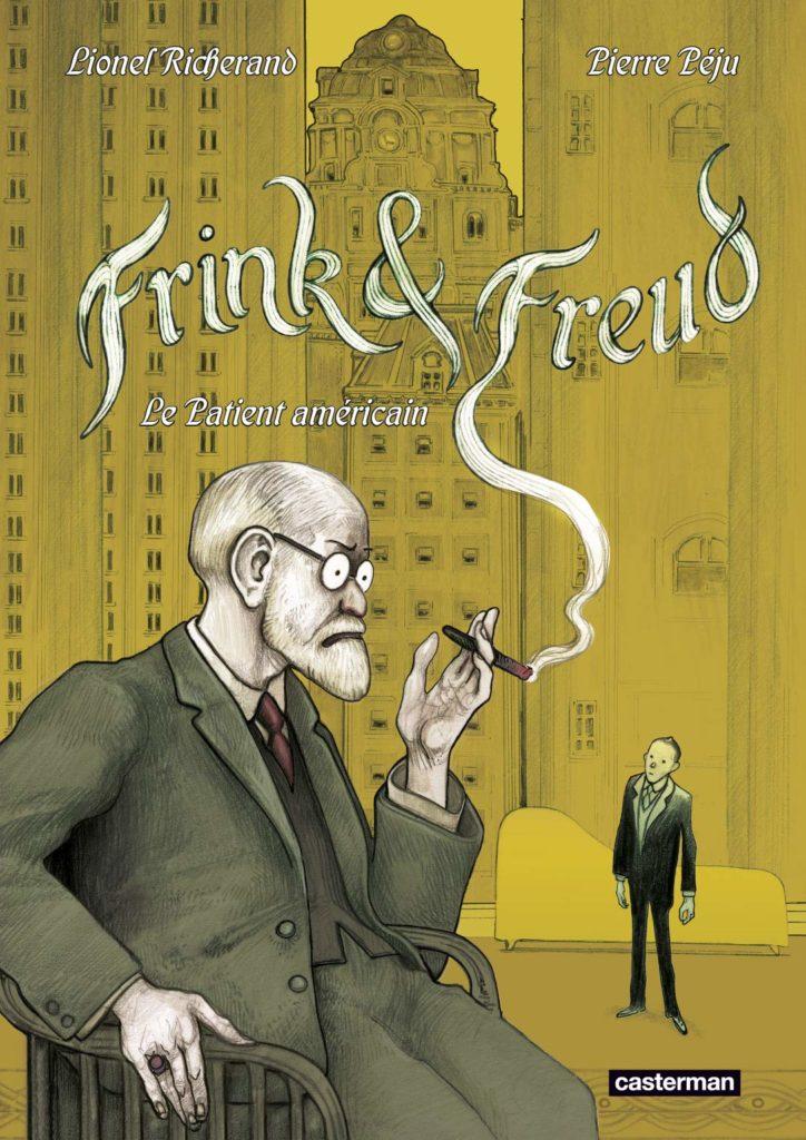 «Frink & Freud», l'Amérique et les débuts de la psychanalyse