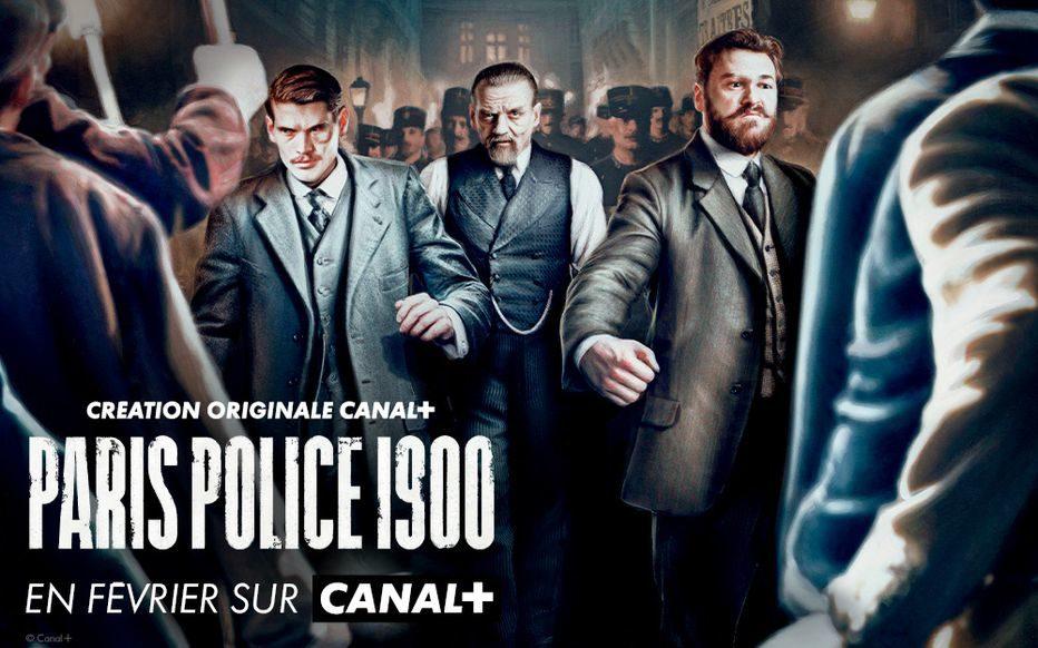 Paris Police 1900: «Il voulut être César, il ne fut que Pompée»