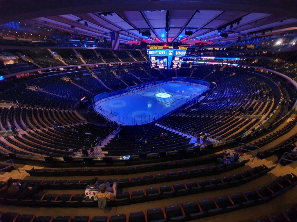 Réouverture prévue pour les grandes salles de spectacle et stades de l'Etat new-yorkais !