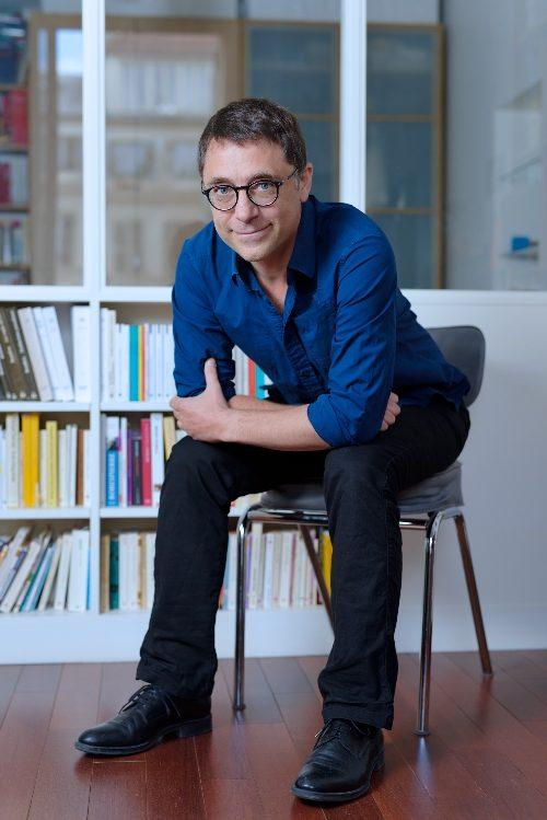 Guillermo Pisani : « J'avais envie d'approcher la question de l'étranger autrement »