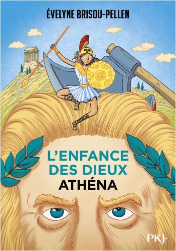 Zeus et Athéna dans leur prime jeunesse chez PKJ