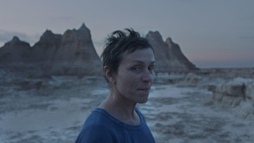 Netflix et «Nomadland» font un carton plein aux Golden Globes 2021