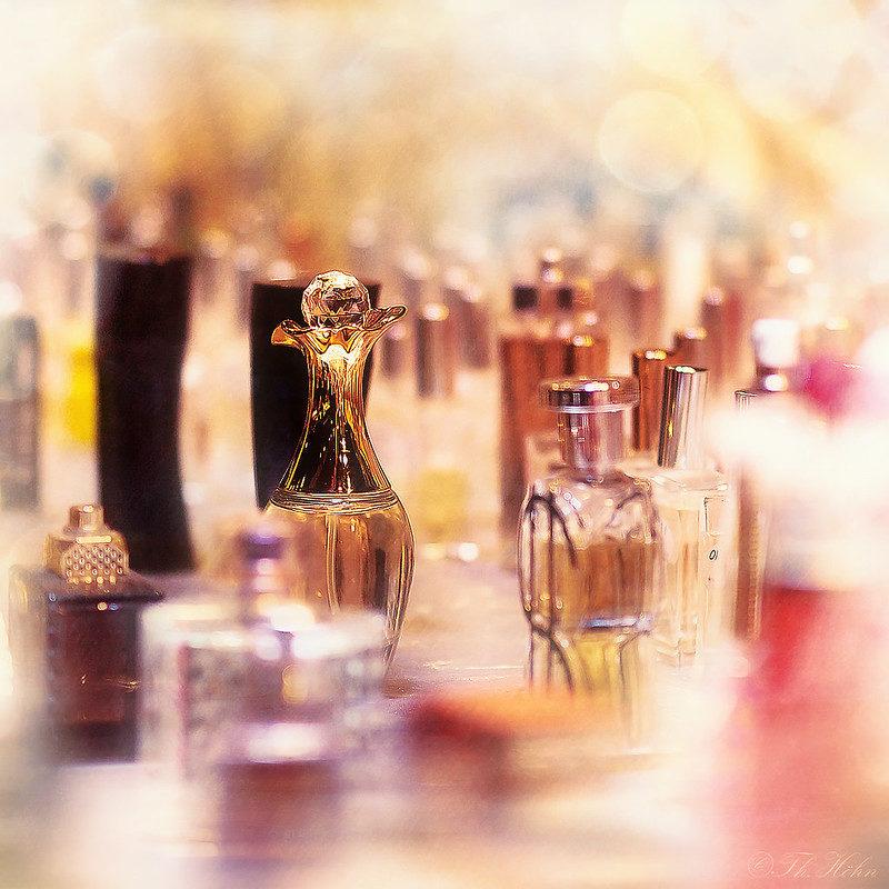 Des parfums à l'odeur des théâtres et des boites de nuit ?