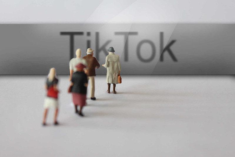 Le monde culturel sur Tik Tok