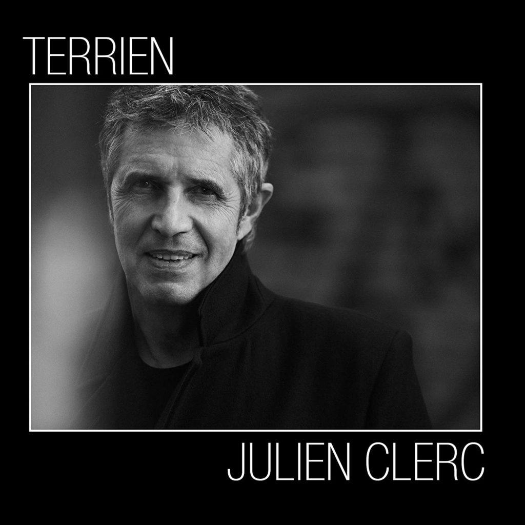 Julien Clerc » Terrien» : Un album chaleureux et bienveillant !