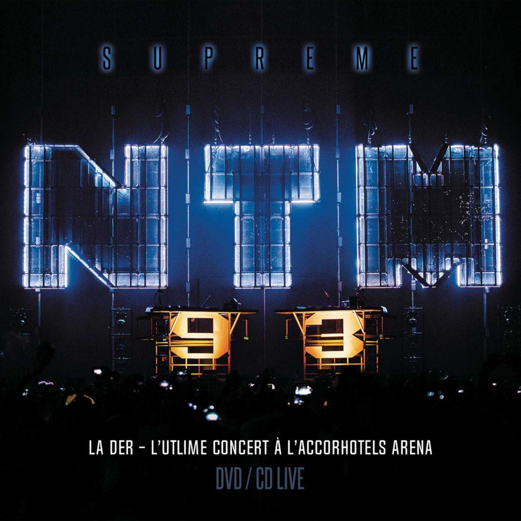 NTM « La DER » : les boss du rap français tirent leur révérence à l'AccorHotel Arena !