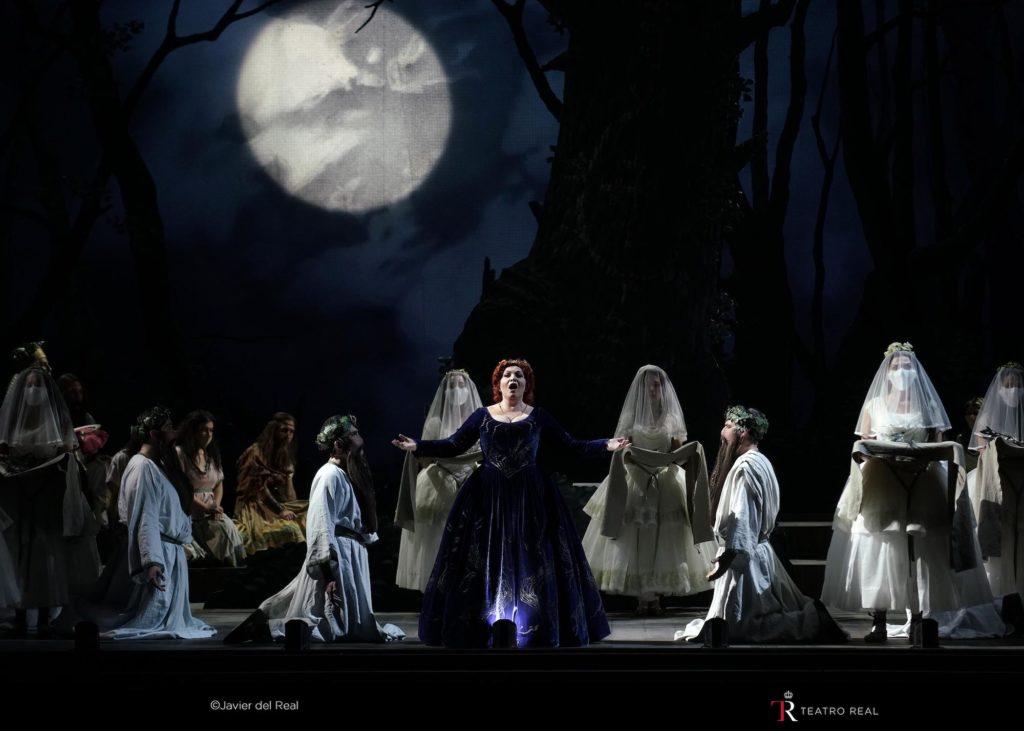 Deux Norma dissemblables au Teatro Real de Madrid