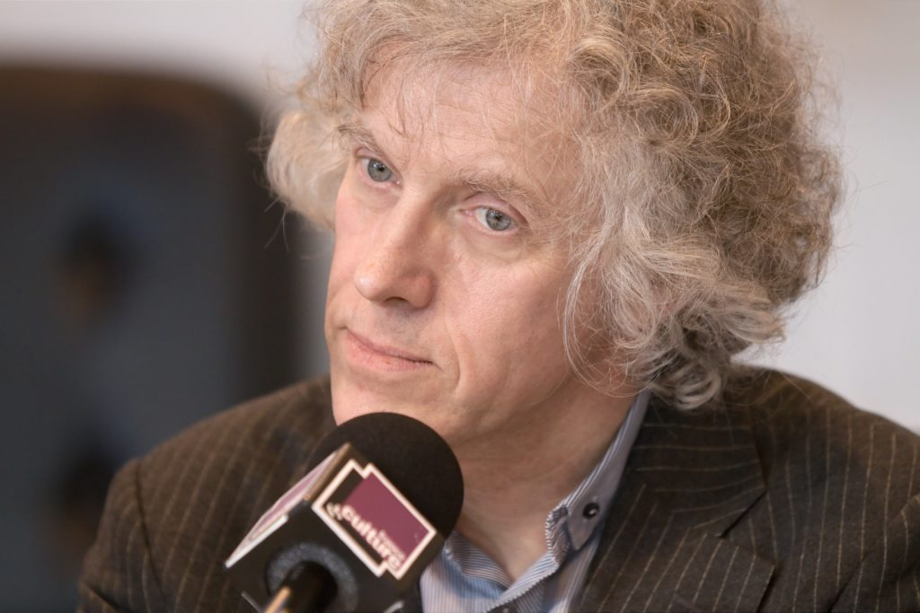 L'historien Pascal Ory entre à l'Académie française