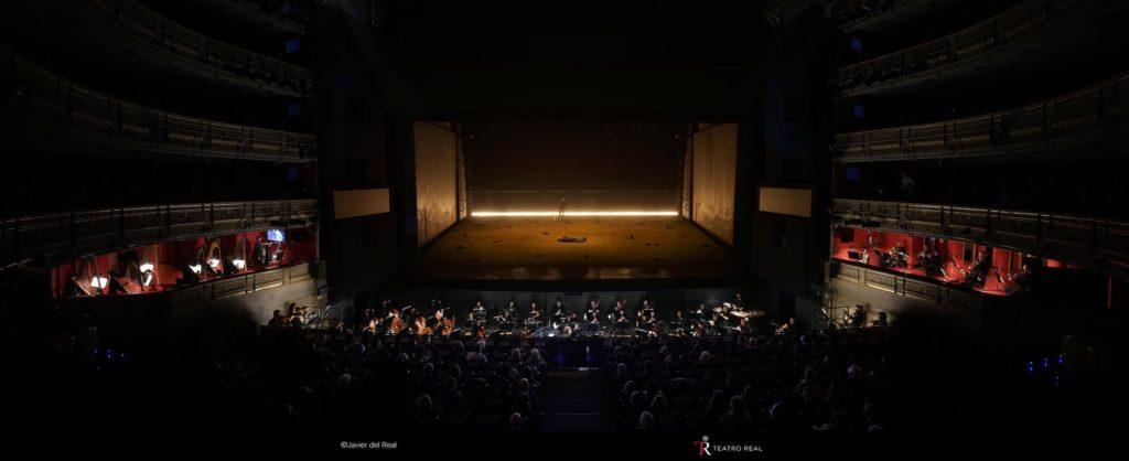 Siegfried en grand large au teatro Real de Madrid
