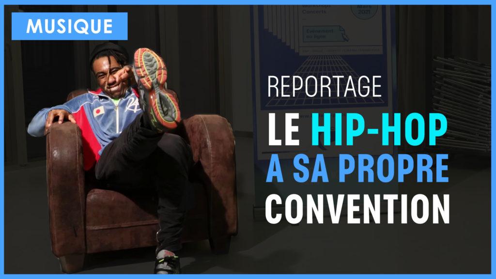 VIDÉO : Le Hip-hop a sa propre convention.