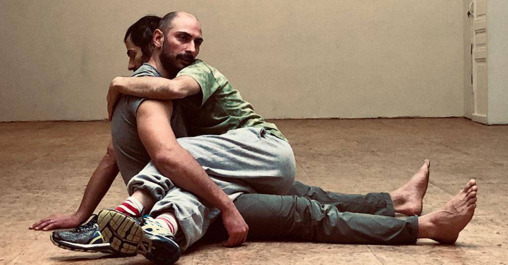 Dos, le pas de deux testostéroné de Delgado Fuchs