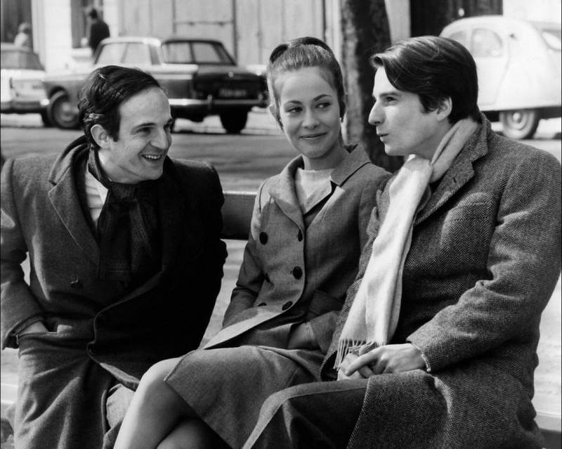 Francois Truffaut a travers son double Antoine Doinel