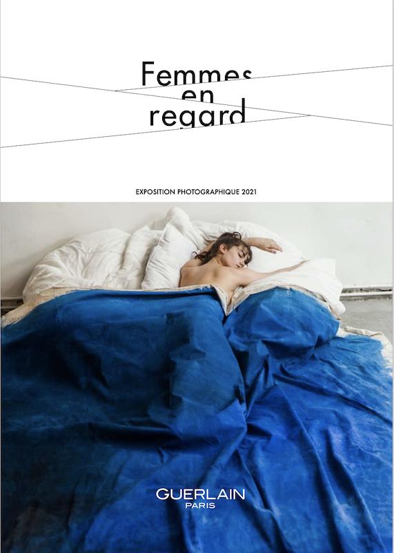 «Femmes en regard» : l'oeil femmes et la photographie chez Guerlain