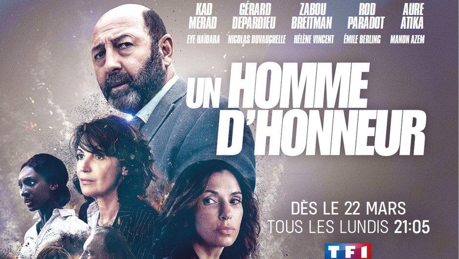 «Un homme d'honneur» face à la vie de son fils : la nouvelle série de TF1