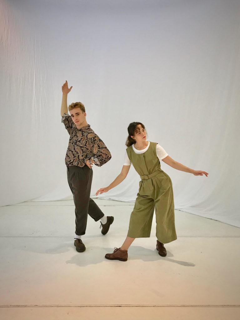 Anouchka Charbey et Jérémy Mazeron : «A l'origine, Artdanthé est un festival de danse»