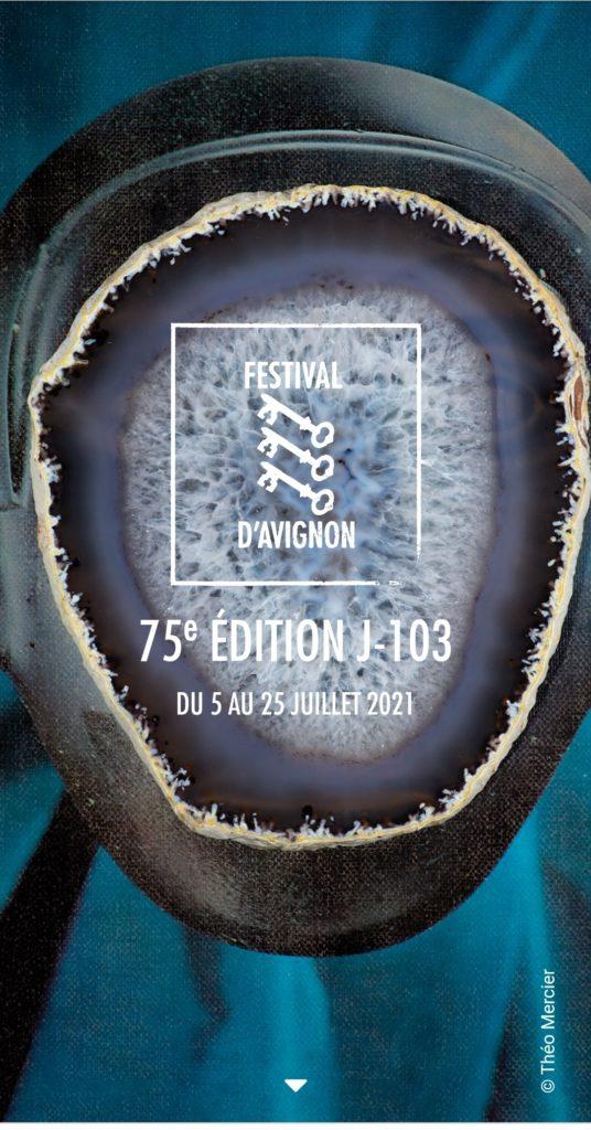 «Se souvenir de l'avenir», l'espoir d'un 75e Festival d'Avignon