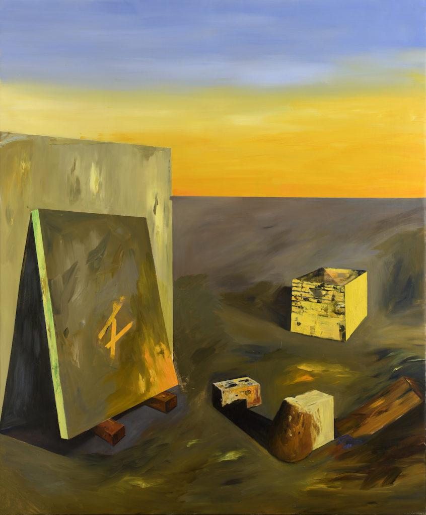 «Blazing sun», une exposition de Karine Hoffman à la galerie dix9