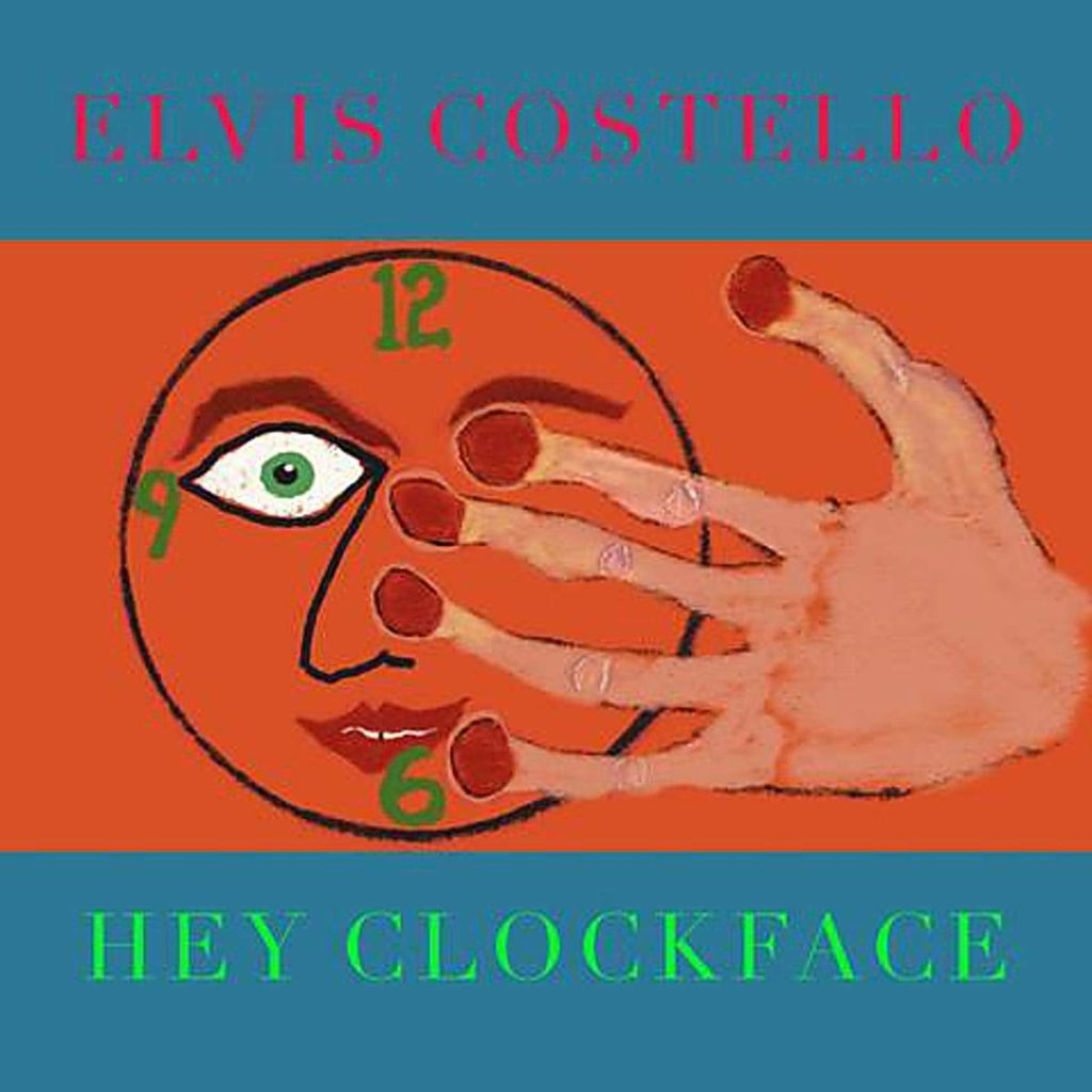 Elvis Costello » Hey Clockface»: un album parfois déroutant mais diablement réussi