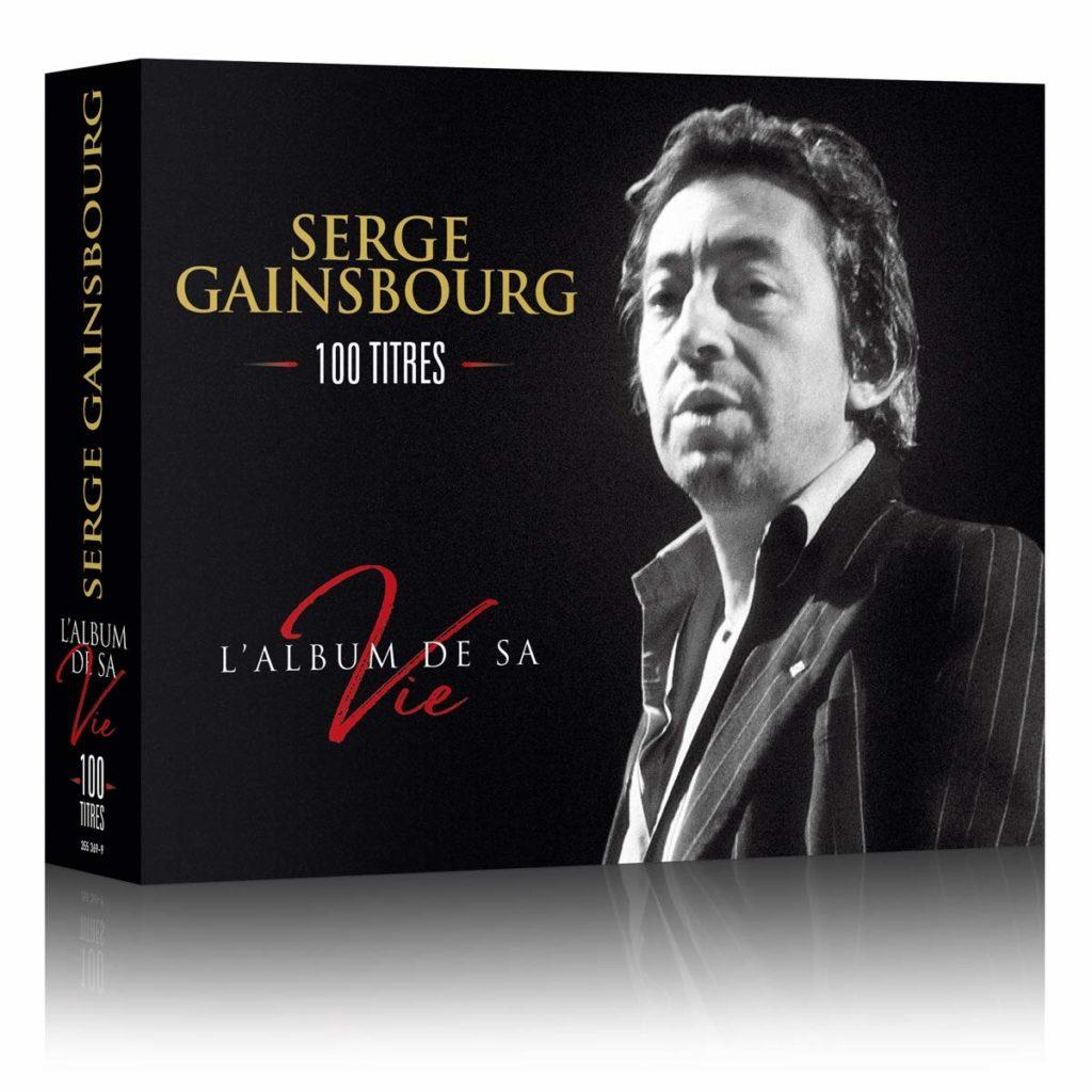 Serge Gainsbourg «l'Album de sa vie» : l'artiste aux 1000 vies décrypté en 100 chansons