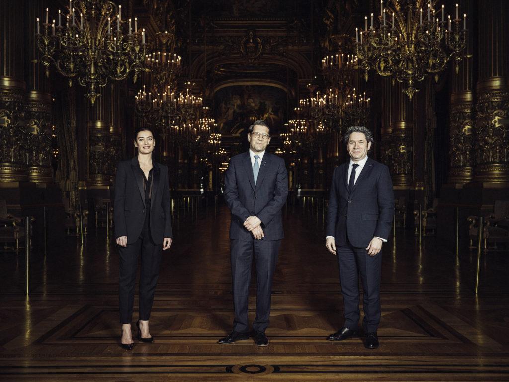Directeur musical de l'Opéra de Paris : And the winner is … Gustavo Dudamel !