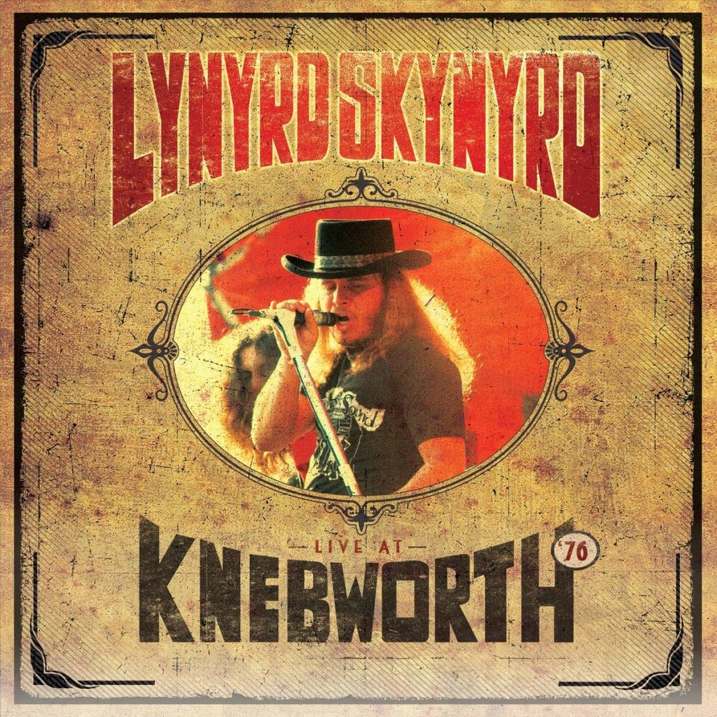 Lynyrd Skynyrd Live at Knebworth '76 : un concert légendaire enfin réédité !