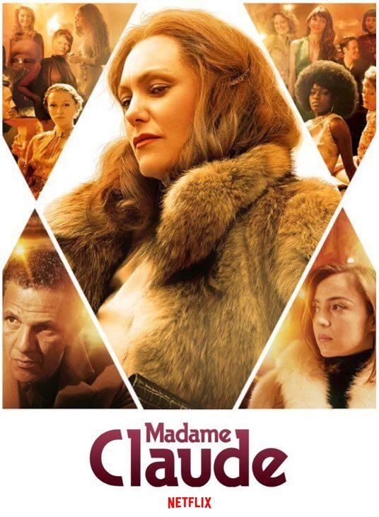 «Madame Claude» : Netflix plonge dans la France de Pompidou avec un téléfilm bien joué