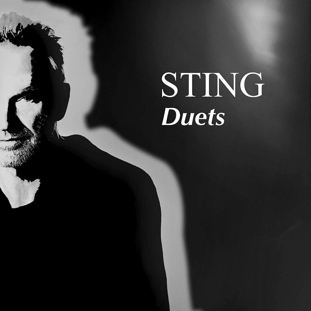 Sting «Duets» : jazz, ragga, rock ou pop, la fabuleuse carrière de Sting revisitée en 17 titres !