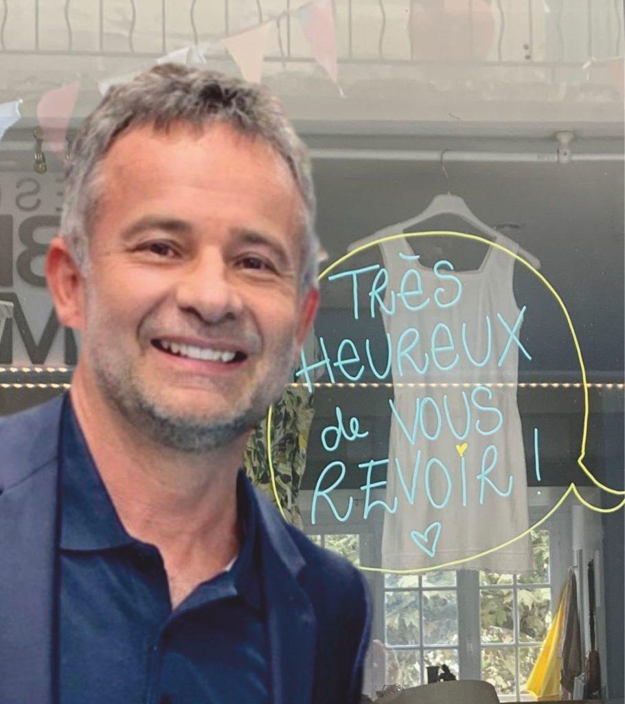 Jean-Christophe Russier nous parle de Keetiz, le cash-back appliqué aux secteurs culturels