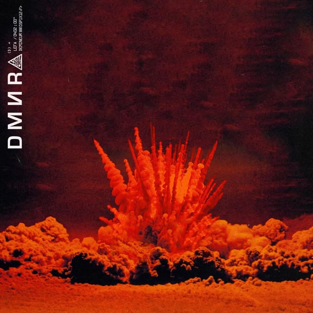 DMNR, le nouvel album aux punchlines aiguisées du rappeur Lefa