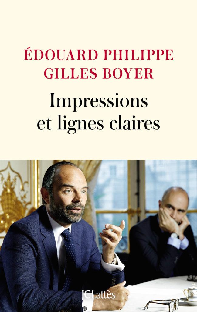 Edouard Philippe livre ses «Impressions et lignes claires» après 3 ans à la tête du gouvernement