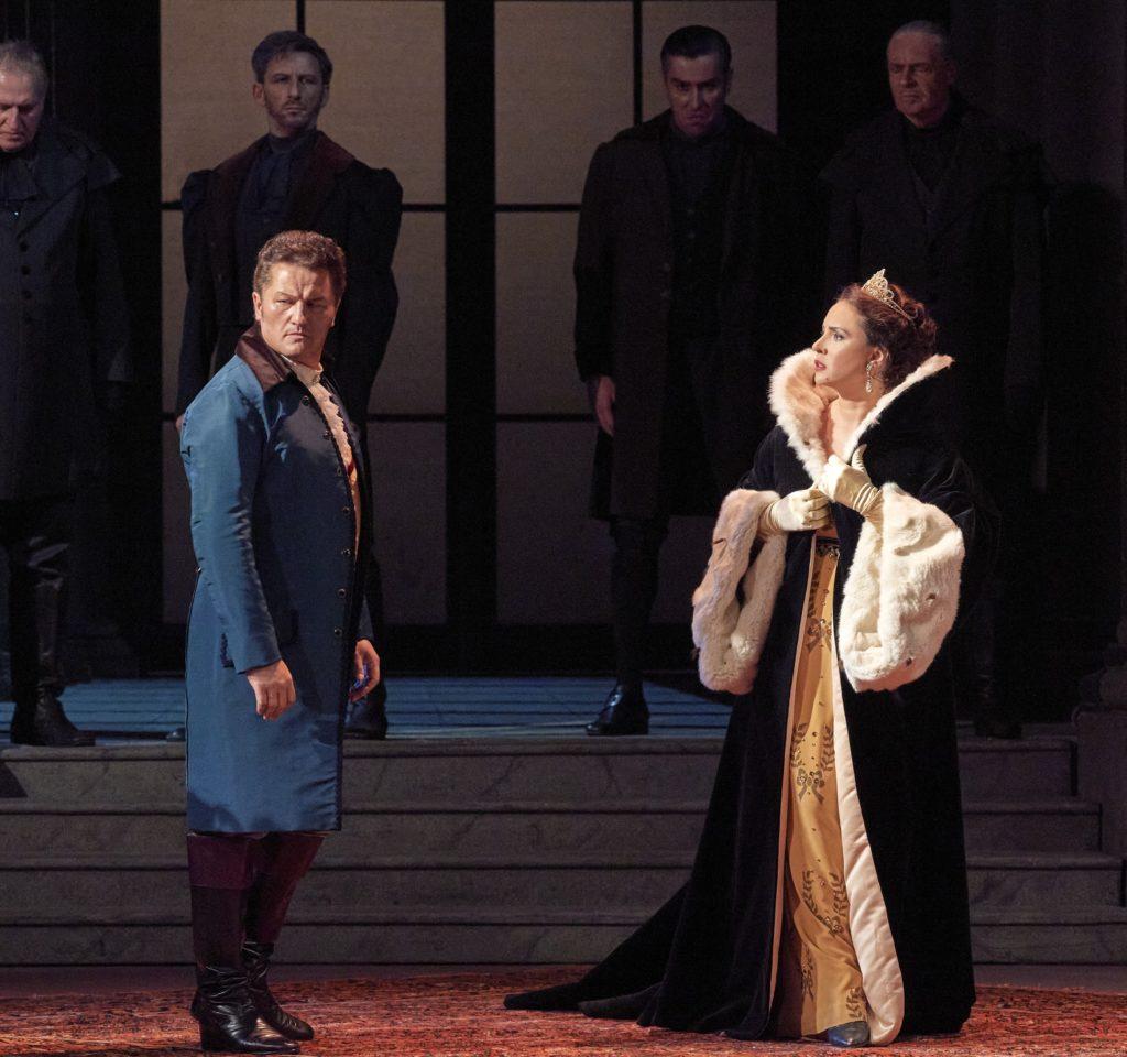 Tosca à Vienne : le miracle des grandes voix