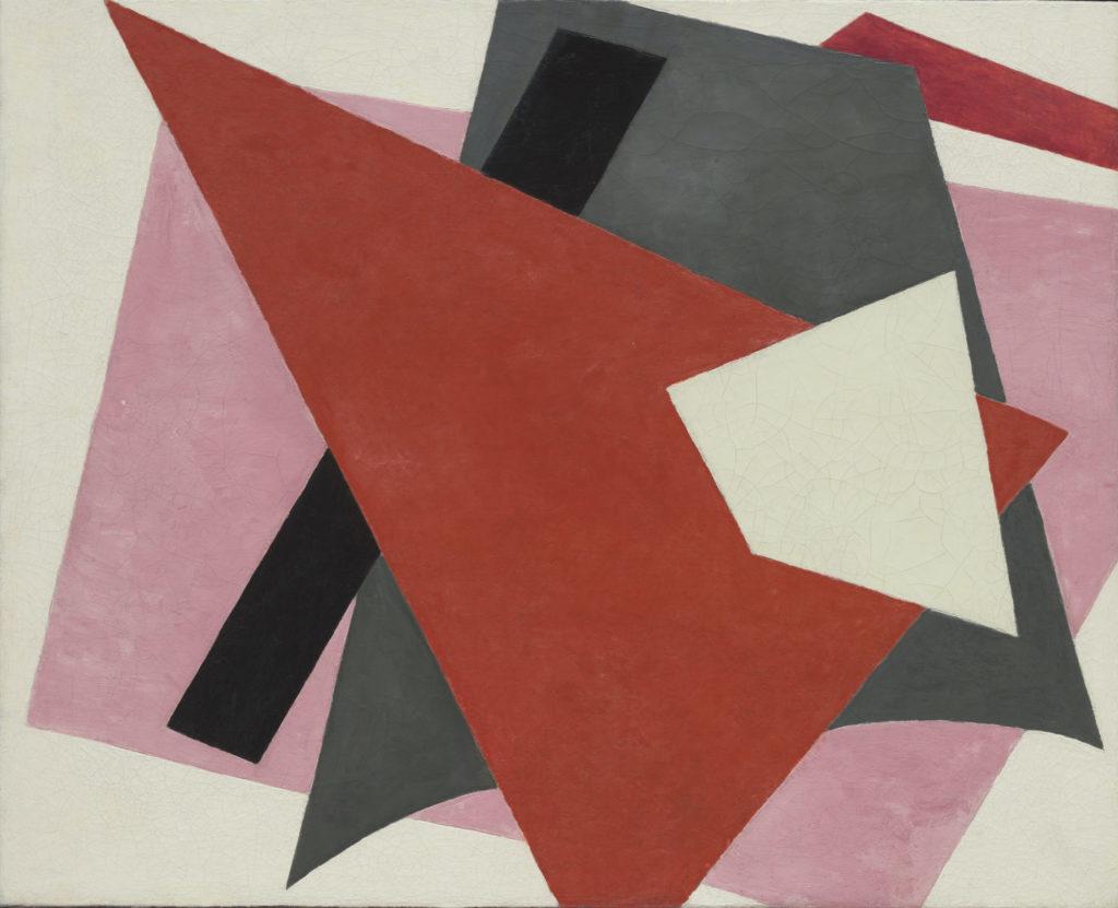 «Elles font l'abstraction» au Centre Pompidou