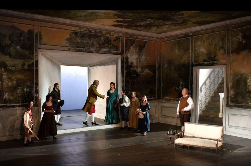 Werther poétique pour la réouverture de l'Opéra de Montpellier
