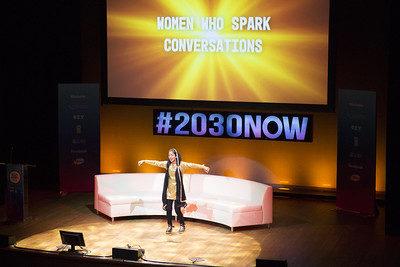 La rappeuse afghane Sonita Alizadeh reçoit le prix Liberté
