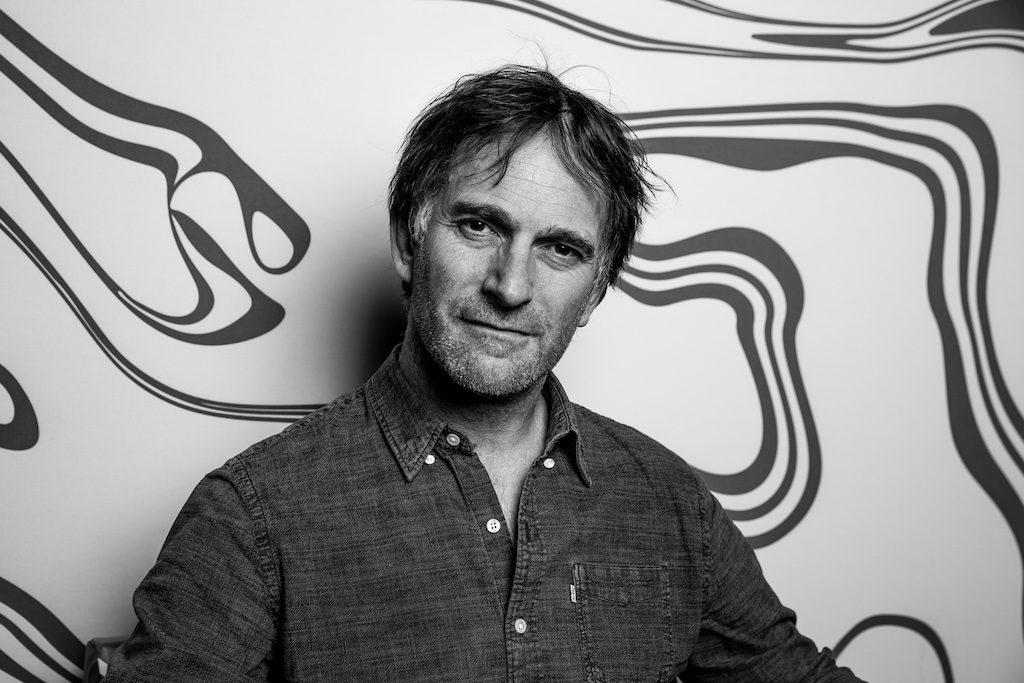 Le parrain et Président du jury de l'édition 2021 de l'aide à la création de la Fondation Gan pour le Cinéma est David Oelhoffen