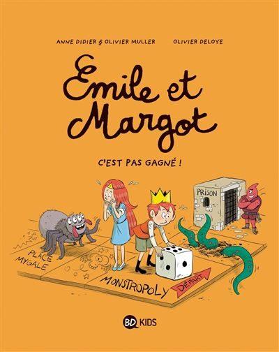 La vie de château monstrueuse d'Emile et Margot