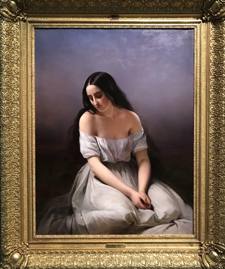 Exposition au Musée du Luxembourg : Le demi-siècle où les femmes prennent le pinceau