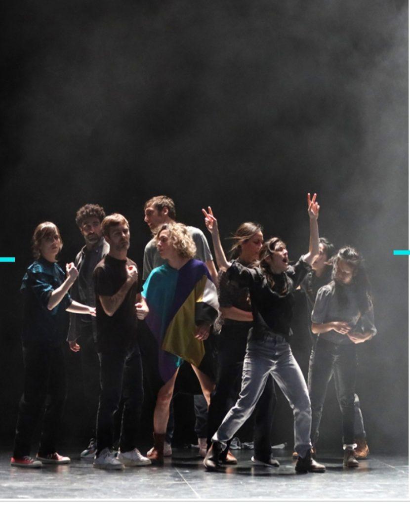 People United, sous les pavés la danse de Joanne Leighton