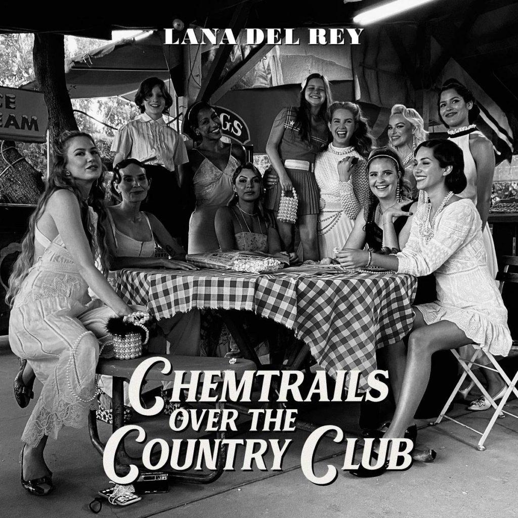 Lana Del Rey « Chemtrails over the Country Club » : un album au son riche et foisonnant.