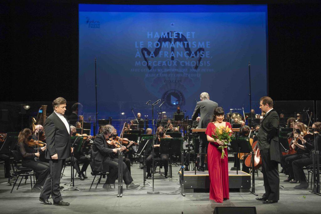 Hamlet et le romantisme à la française, captation et streaming à l'Opéra royal de Wallonie-Liège