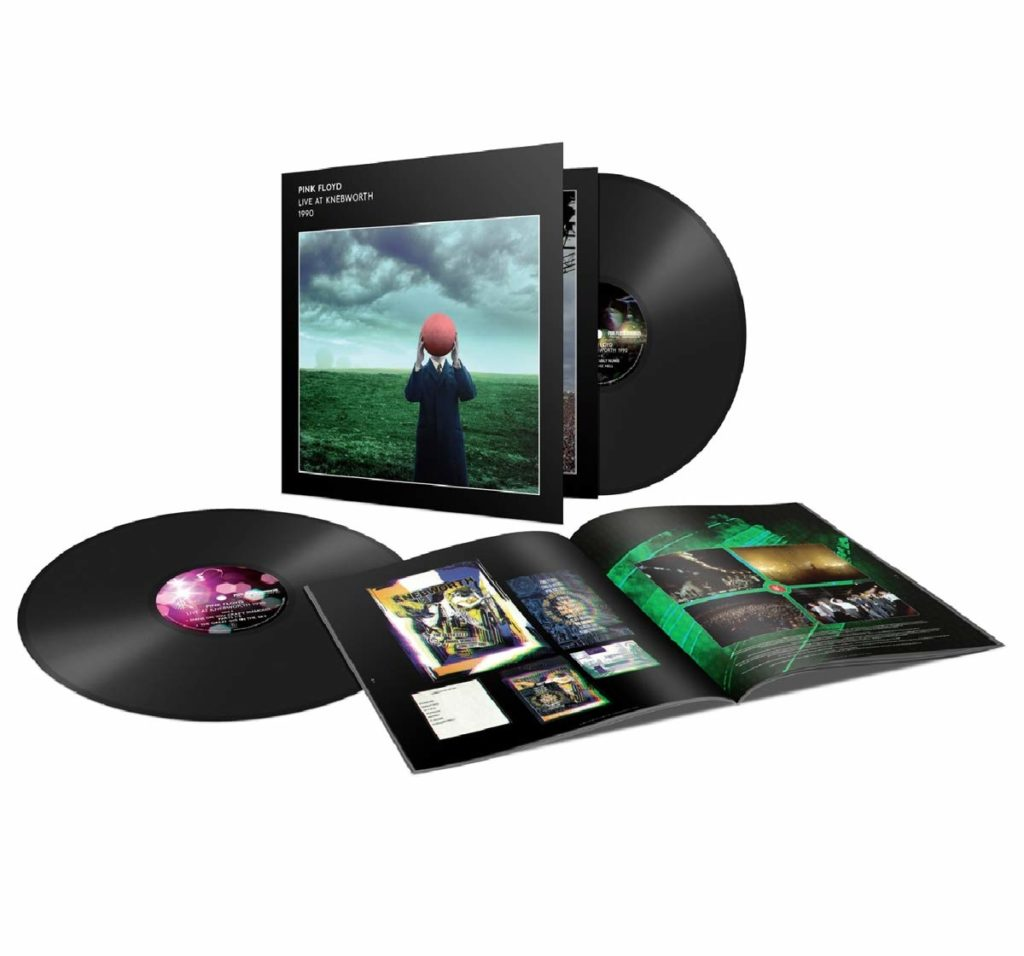 Pink Floyd «Live at Knebworth 1990»: un live historique remastérisé par David Gilmour !