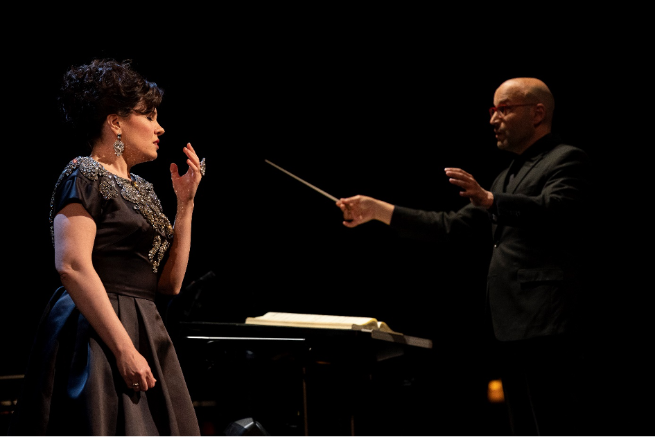 [Streaming] Marina Rebeka en majesté(s) dans un concert Donizetti à l'opéra d'Amsterdam