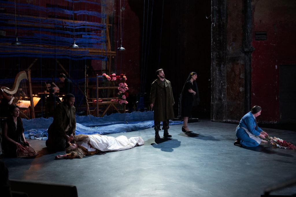 Le viol de Lucrèce de Britten par l'Académie de l'Opéra de Paris: spectacle poignant de haute volée