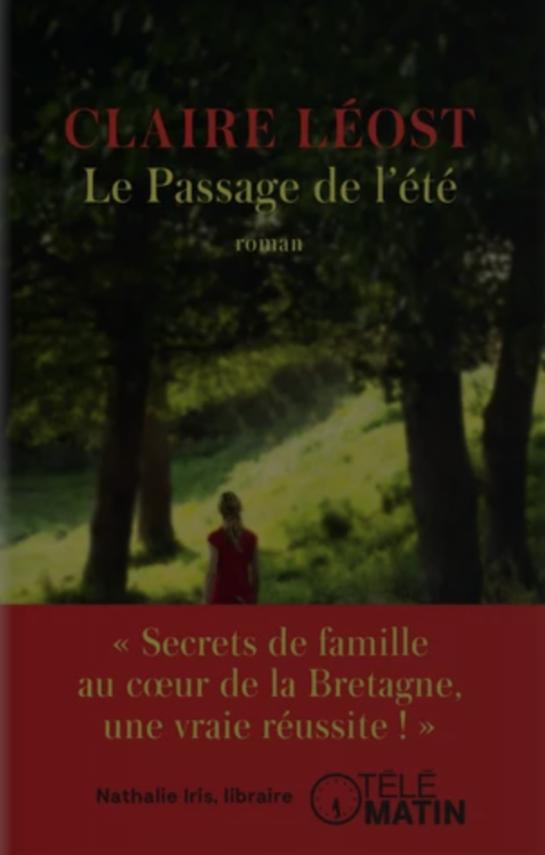 «Le passage de l'été», ambiance policière sur deux générations en Bretagne par Claire Léost