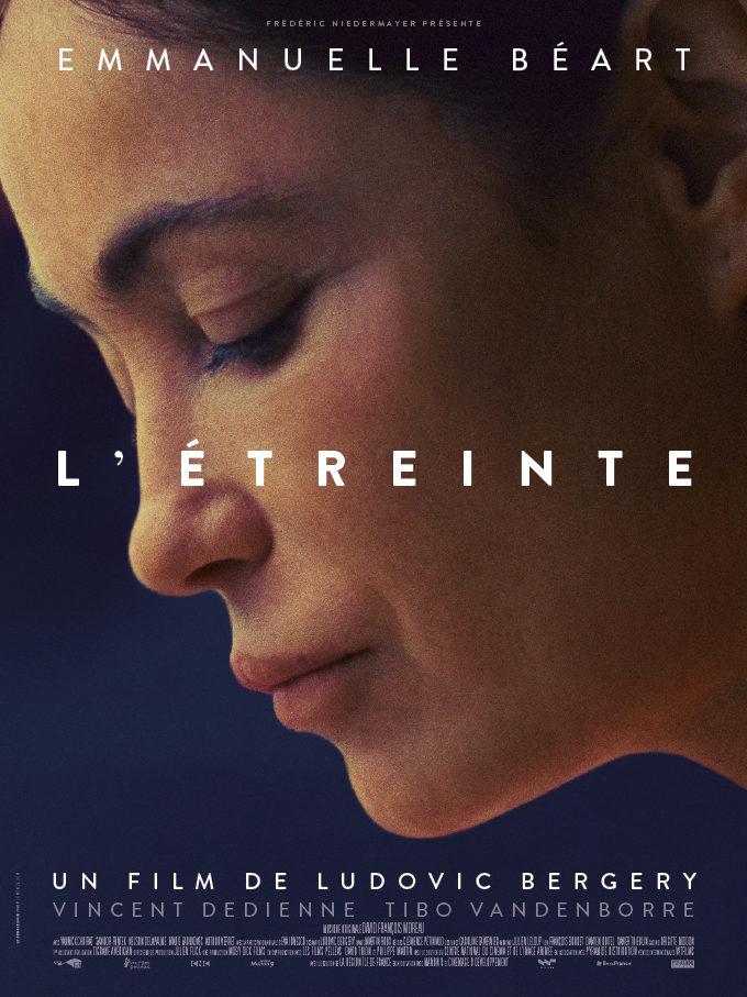 «L'étreinte» de Ludovic Bergery : Emmanuelle Béart tout en tendresse